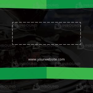 Auto Business Card Template 3
