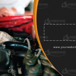 Auto Business Card Template 4