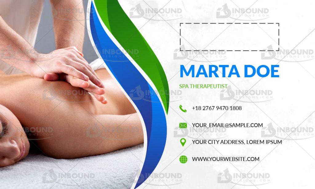 Massage 1 Back