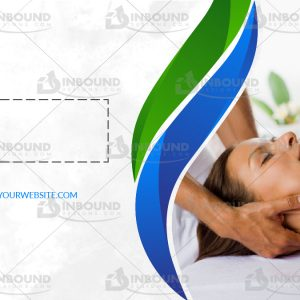 Massage Business Card Template 1