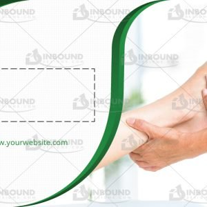Massage Business Card Template 3