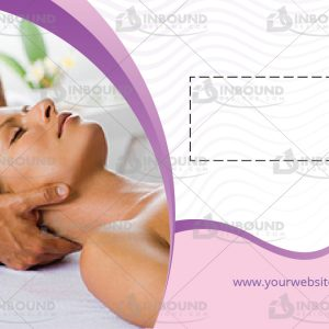 Massage Business Card Template 4