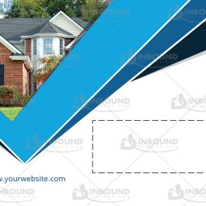 Real Estate Business Card Template 4