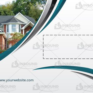 Real Estate Business Card Template 5
