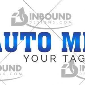 Premium Auto Mechanic Logo 2