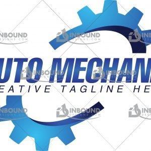 Premium Auto Mechanic Logo 3