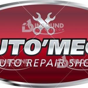 Premium Auto Mechanic Logo 5