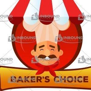 Premium Baking Logo 4