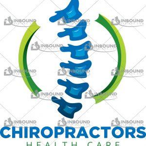 Premium Chiropractor Logo 2