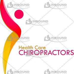 Premium Chiropractor Logo 4