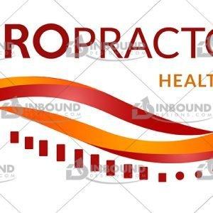 Premium Chiropractor Logo 5