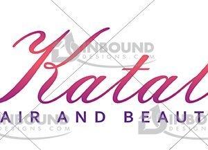 Premium Salon Logo 1