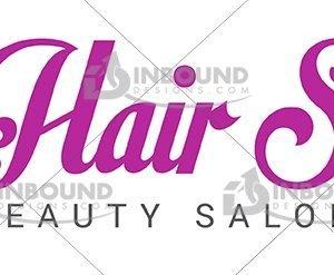Premium Salon Logo 2