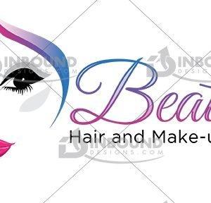 Premium Salon Logo 3