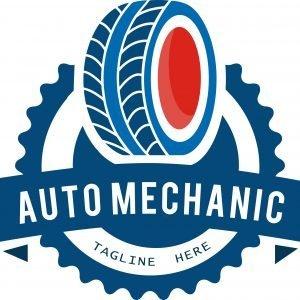 Standard Auto Mechanic Logo 5