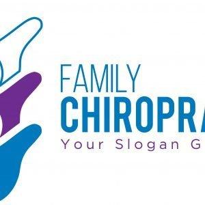 Standard Chiropractor Logo 3