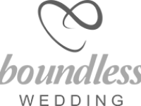 boundless Wedding Greyscale inverted
