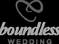 boundless Wedding Greyscale inverted